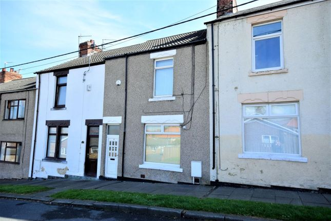 Thumbnail Terraced house for sale in Murray Street, Horden, County Durham
