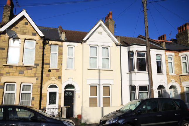 Thumbnail Terraced house to rent in Longhurst Road, Hither Green