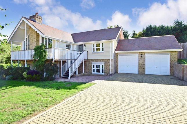 Thumbnail Detached house for sale in Quarry Stone Close, Ryde, Isle Of Wight