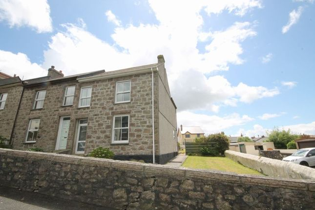 Thumbnail End terrace house to rent in South Albany Road, Redruth