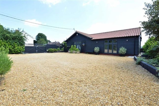 Thumbnail Detached house for sale in London Road, Stanford Rivers, Essex
