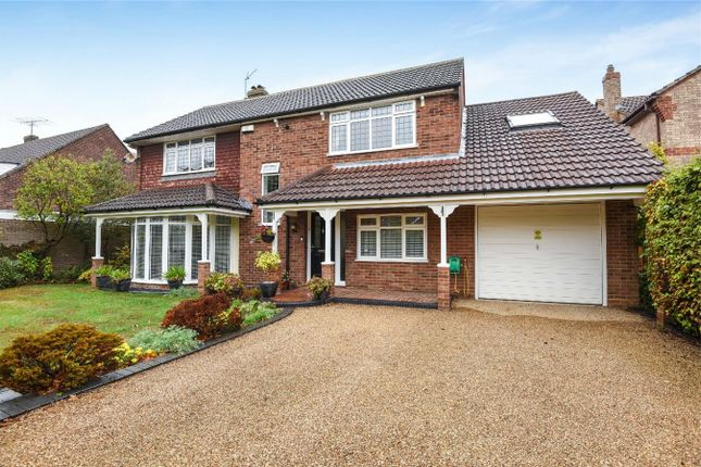 Thumbnail Detached house for sale in Darlow Drive, Biddenham, Bedford