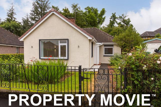 Thumbnail Detached bungalow for sale in 17 Mossbank Road, Wishaw