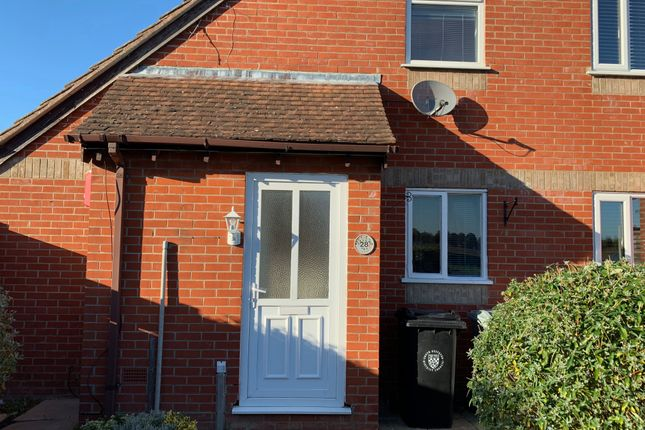 Thumbnail Semi-detached house to rent in The Brambles, Peterborough, Cambridgeshire