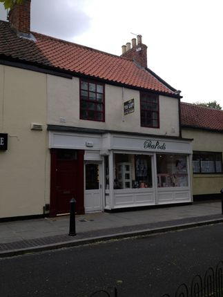 Thumbnail Flat to rent in High Street, Norton, Stockton - On - Tees