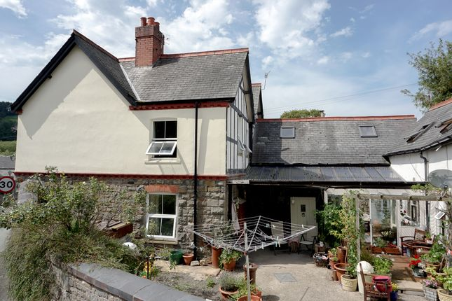 Thumbnail Detached house for sale in The Emporium House Flat And Cottage, Llandinam