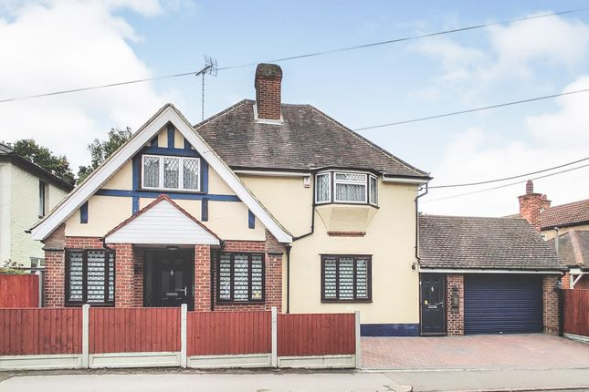 Thumbnail Detached house for sale in Stock Road, Galleywood, Chelmsford