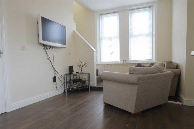 Thumbnail Maisonette for sale in Whitefield Terrace, Heaton