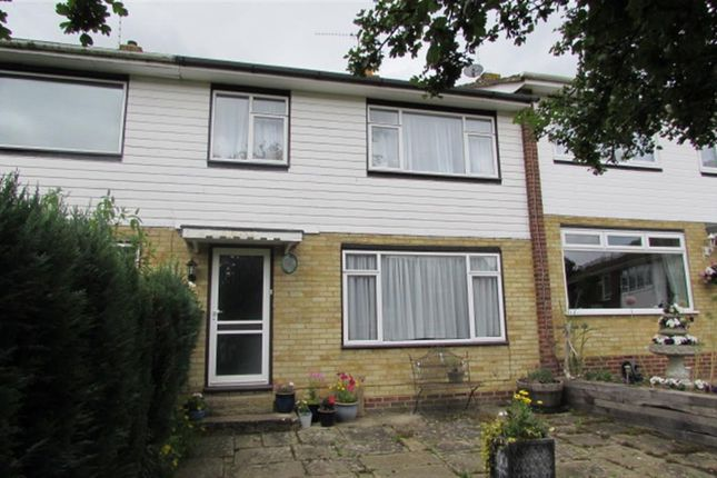Thumbnail Terraced House For Sale In Mount Avenue Yalding Maidstone Kent