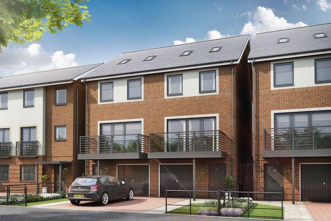 Thumbnail Semi-detached house for sale in Enderby Road, Erdington, Birmingham