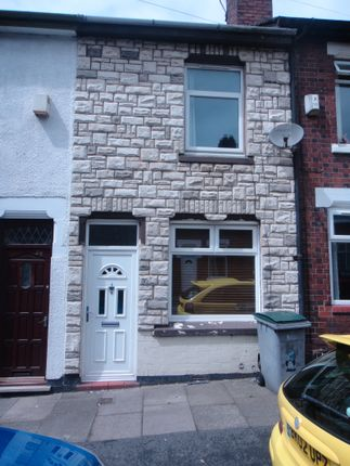 Thumbnail Terraced house to rent in Berdmore Street, Fenton, Stoke On Trent