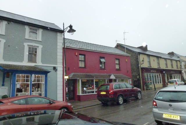 1 bed flat to rent in High Street, Narberth, Pembrokeshire SA67