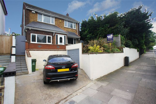 Thumbnail Detached house for sale in Woolwich Road, Upper Abbey Wood, London