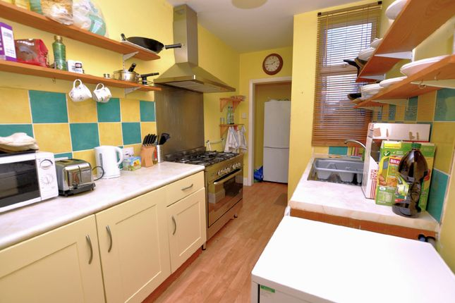Thumbnail Terraced house to rent in Staple Hill Road, Fishponds, Bristol
