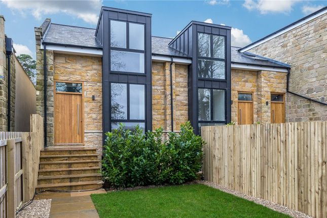 Thumbnail End terrace house for sale in Linton Springs, Sicklinghall Road, Wetherby, West Yorkshire
