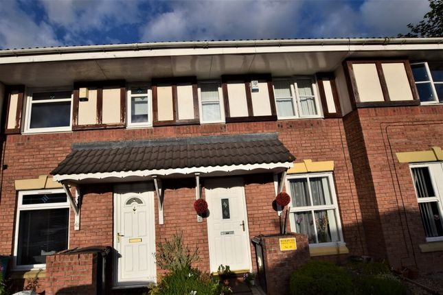 Thumbnail Terraced house for sale in Stonehaven Crescent, Airdrie