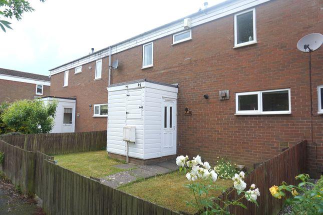 Terraced house for sale in Warrensway, Woodside, Telford