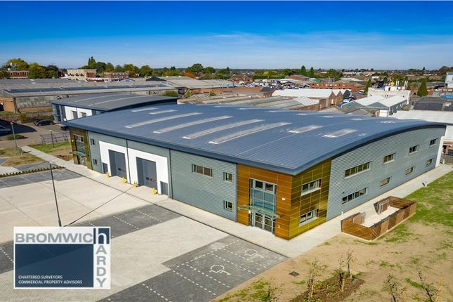 Thumbnail Industrial to let in Loades Ecoparc Unit D1, Blackhorse Road, Exhall, Coventry, Warwickshire