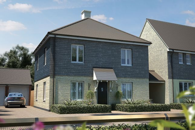 "Thumbnail Property for sale in ""The Gatehouse"" at Barracks Road, Modbury, Ivybridge"
