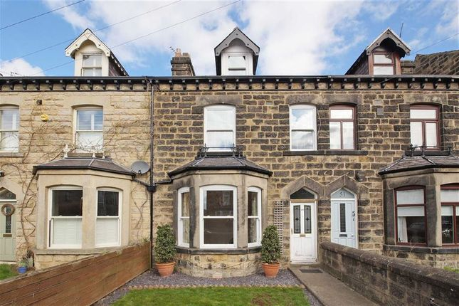 Thumbnail Terraced house to rent in Grove Road, Harrogate, North Yorkshire