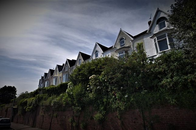 Thumbnail Terraced house to rent in Richmond Road, Uplands, Swansea