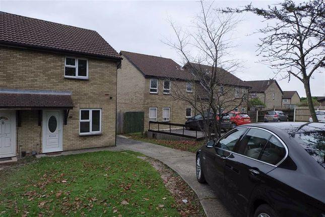 Thumbnail Semi-detached house to rent in Burne Jones Close, Cardiff, South Glamorgan