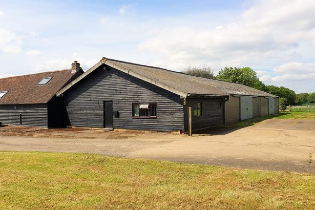 Thumbnail Industrial to let in Chenies Hill, Flaunden