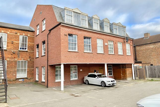 Thumbnail Flat to rent in The Crescent, Bedford