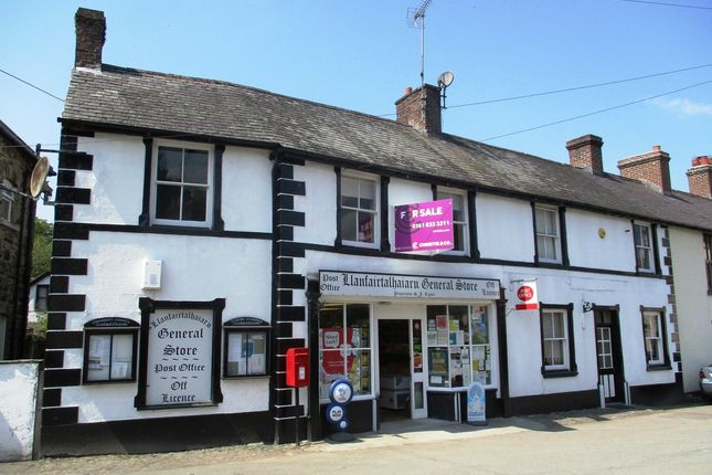Thumbnail Terraced house for sale in Swan Square, Llanfairtalhaiarn, Abergele
