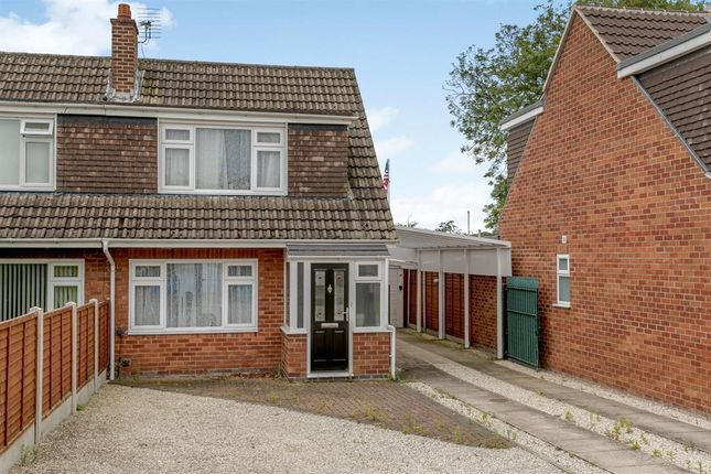 Thumbnail Semi-detached house for sale in Heatherdene, Tadcaster, Tadcaster