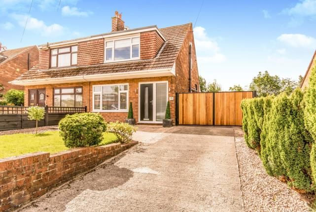 Thumbnail Semi-detached house for sale in Hudson Road, Gee Cross, Hyde, Greater Manchester