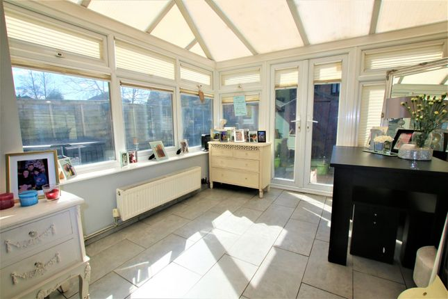 Thumbnail Semi-detached house for sale in Crown Meadow, Colnbrook, Slough