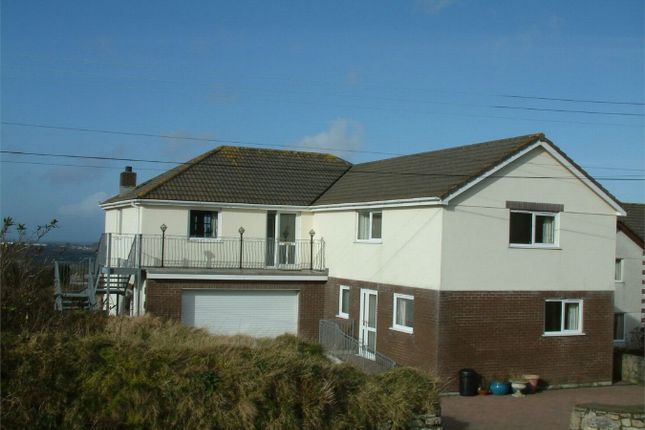 Thumbnail Detached house for sale in Trelavour Downs, St Dennis, St Austell, Cornwall
