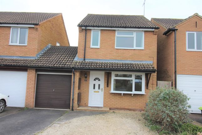 Thumbnail Link-detached house to rent in Swallow Park, Thornbury, Bristol