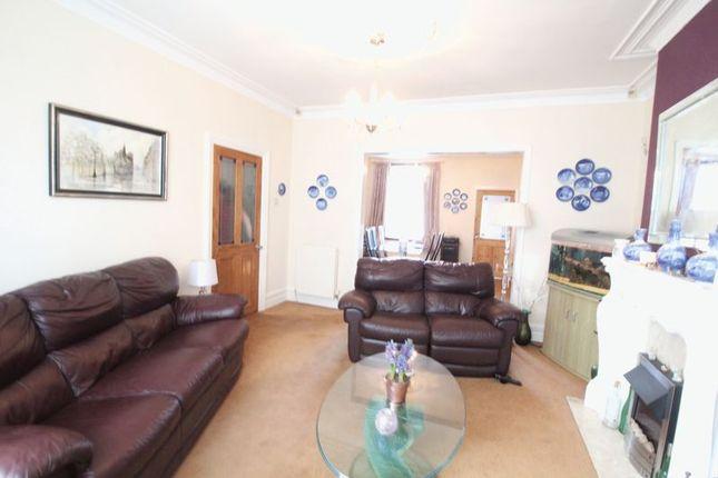 3 bed terraced house for sale in Wood Terrace, Jarrow