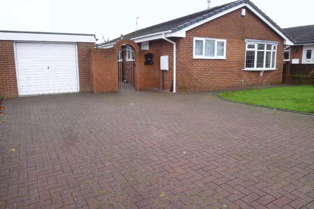 Thumbnail Bungalow to rent in Romford Place, Meir Park, Stoke-On-Trent