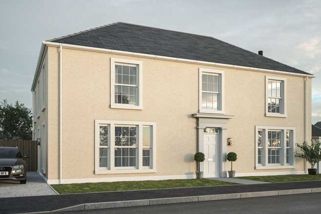 Thumbnail Semi-detached house for sale in Bishops Hill Court, Tornagrain, Inverness