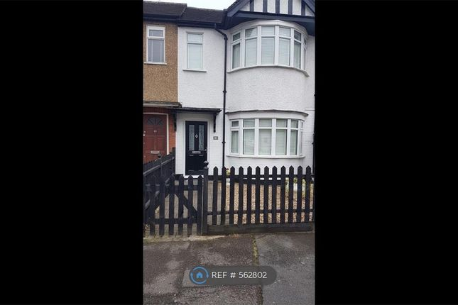 Thumbnail Terraced house to rent in Manningtree Road, Ruislip