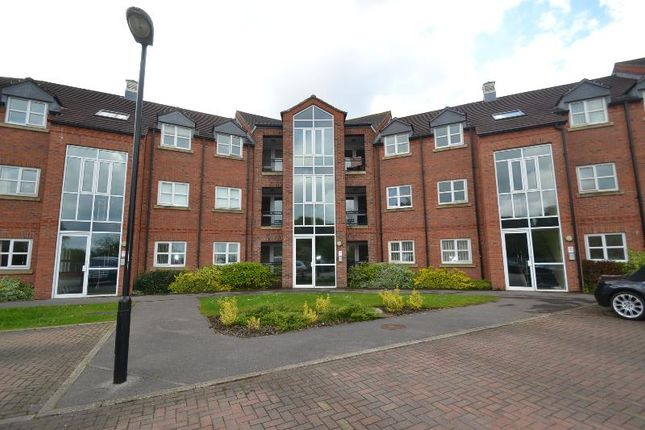 Thumbnail Flat to rent in 6 Chancery Court, Station Road, Brough