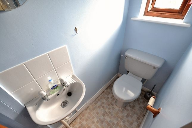 Cloakroom/W.c of Huntsmead Close, Thornhill, Cardiff. CF14