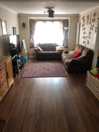 Thumbnail Semi-detached house to rent in Fields Park Crescent, Chadwell Heath, Romford