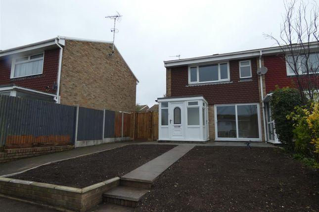 Thumbnail Property to rent in Staplehurst Gardens, Cliftonville, Margate