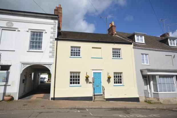 Thumbnail Terraced house for sale in Fore Street, Sidbury, Sidmouth, Devon
