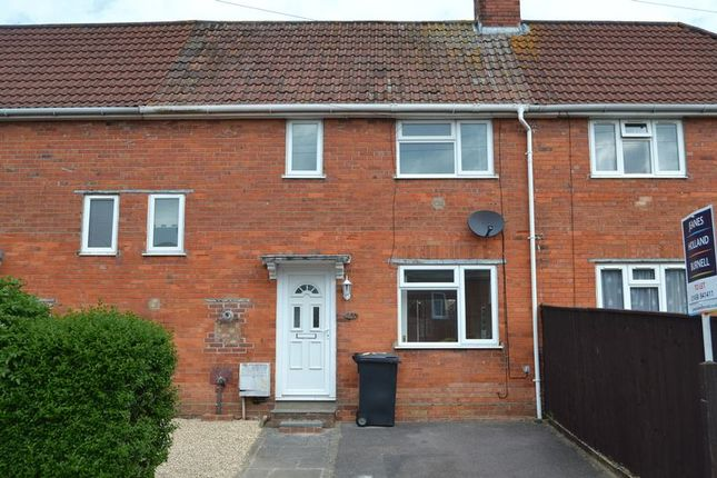Thumbnail Terraced house to rent in Fielding Road, Yeovil Marsh, Yeovil