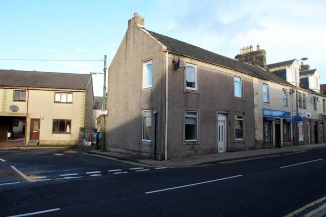 Thumbnail End terrace house for sale in King Street, Stonehouse, Larkhall, South Lanarkshire