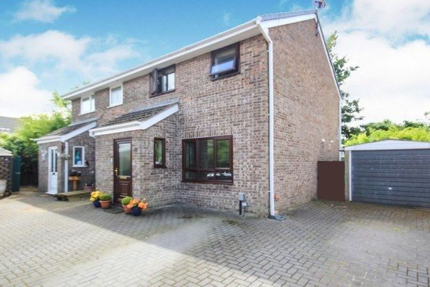 Thumbnail Semi-detached house to rent in Landor Drive, Swansea
