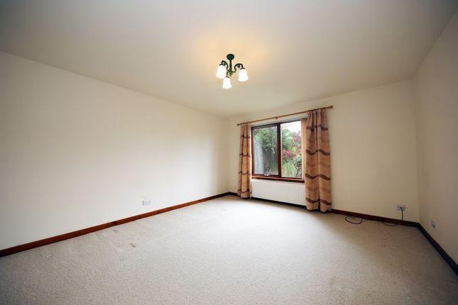 Living Room of Cedar Grove, Broughty Ferry, Dundee DD5