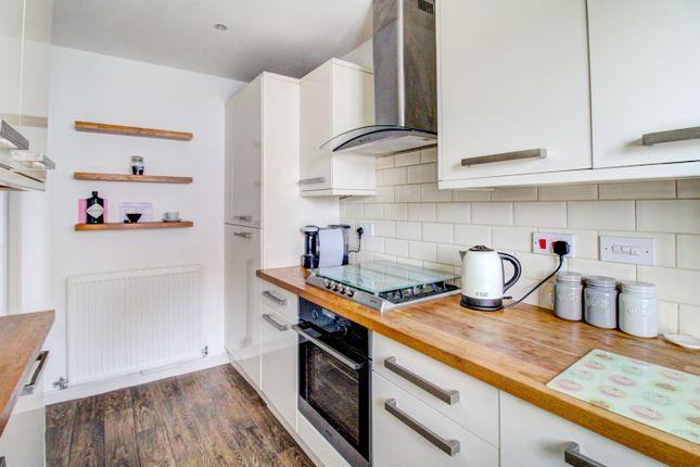 Kitchen of Riverside Court, Featherstone, Pontefract WF7