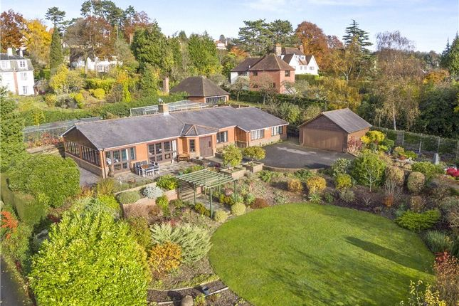 Thumbnail Bungalow for sale in Chantry View Road, Guildford, Surrey