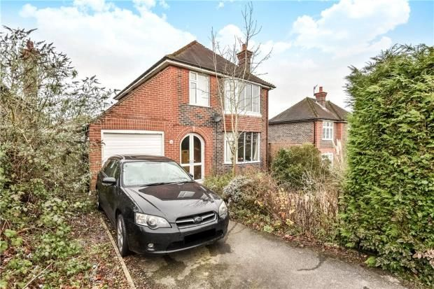 Thumbnail Detached house for sale in Ellis Avenue, Onslow Village, Guildford